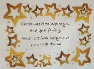 PICK UP YOUR CHRISTINGLE / CHRISTMAS TRAIL BAGS