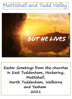 Easter booklet 2021