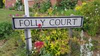 Praying for people in Folly Court