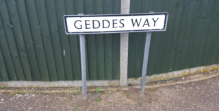 Praying for People in Geddes Way