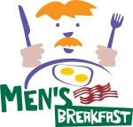 Monthly men's breakfasts