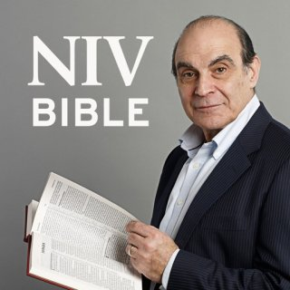 NIV Audio Bible with narration by David Suchet