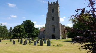 St. Mary's, North Tuddenham to re-open from March 10th