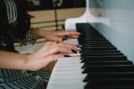 Short classical piano recital