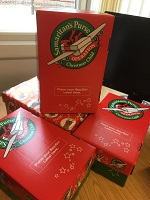 Samaritan's Purse - shoe box appeal