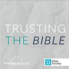 Bible Society series on trusting the bible
