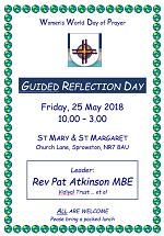 Women's World Day of Prayer Reflection Day