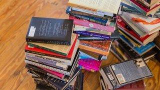 Welborne Book Sale